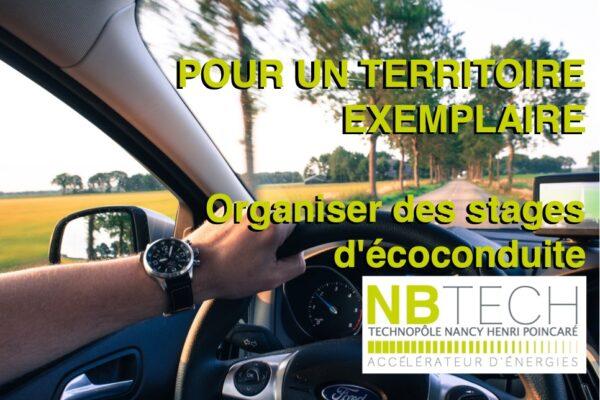 Pour un territoire exemplaire : Sensibiliser les collaborateurs aux bonnes pratiques de conduite d'un véhicule