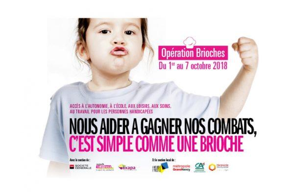 Opération Brioches 2018 de l'AEIM