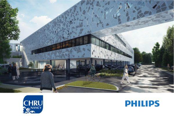 Le CHRU et Philips s'engagent dans un partenariat en Intelligence Artificielle