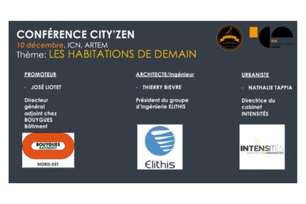 Conférence Cityzen