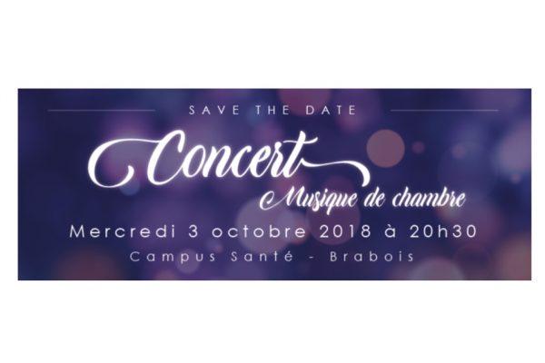 Concert donné pour l'inauguration du Pôle Santé du Technopôle