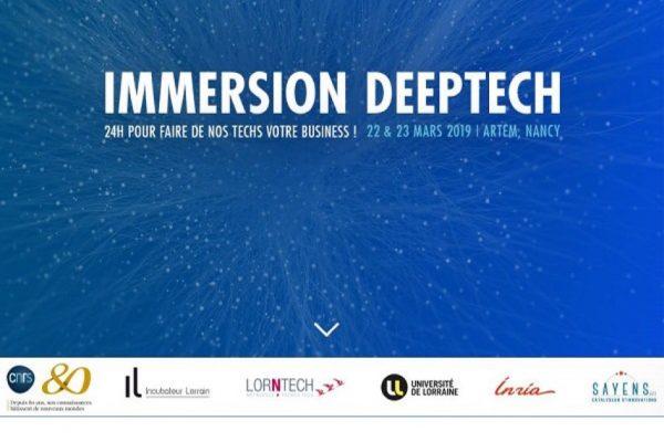Immersion DeepTech suite