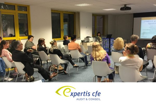 Expertis CFE organise sa 12ème réunion d'information autour des défis de la pharmacie