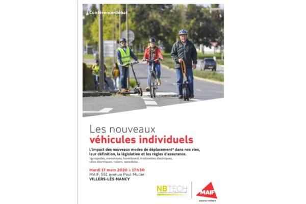 Conférence sur les engins de déplacement personnels motorisés