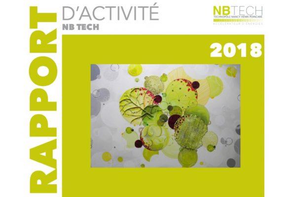 Et voici le rapport d'activité de NBTECH