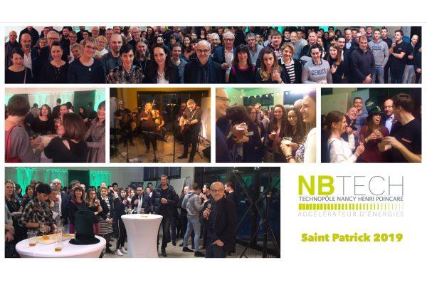 Retour sur la Saint Patrick 2019 organisée par NBTECH