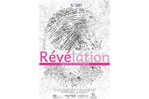 Exposition «Révélation» lors de la fête du Technopôle