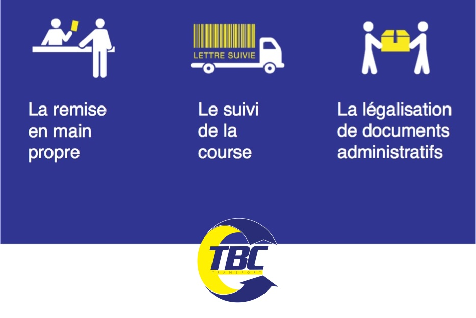 Livraison Banque, Préfecture, Appels d'Offres