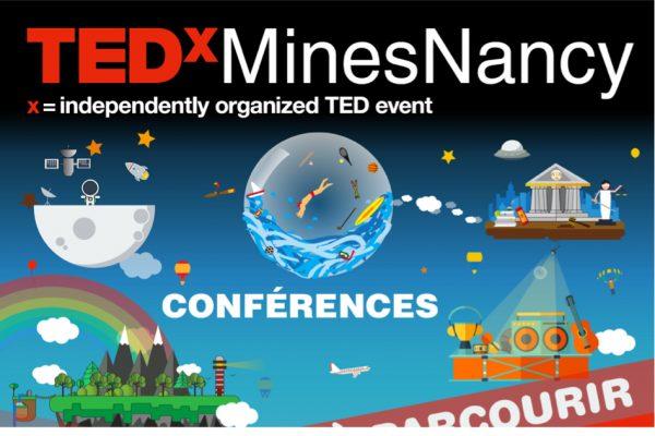 TEDxMinesNancy 2018 : les inscriptions sont ouvertes