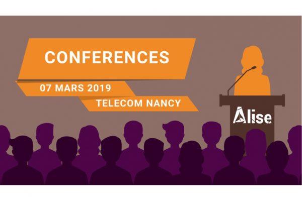 Conférence Télécom Nancy Alumni