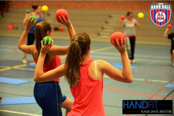 HANDFIT: Le handball pour être en forme !