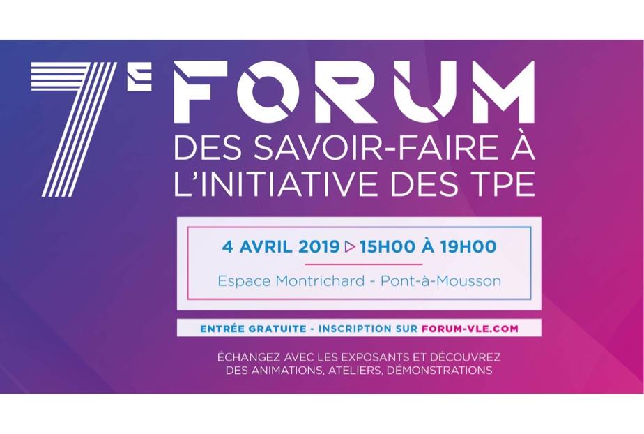 Forum TPE Val de Lorraine Entreprendre