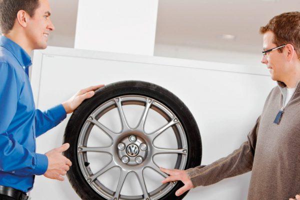 Service pneus